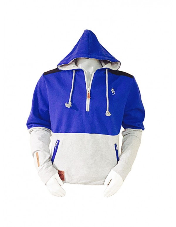 UAH002-MENS FLEECE HOODY